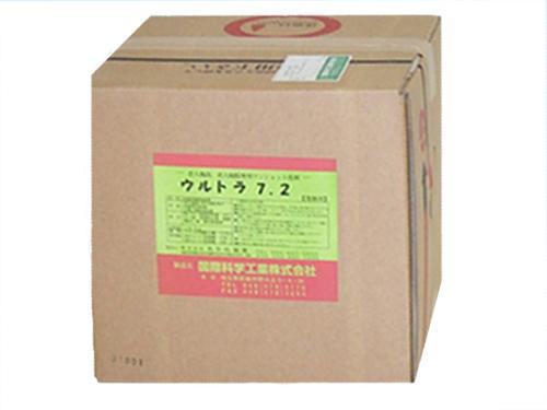 業務用液体洗剤 ウルトラ7.2 18kg