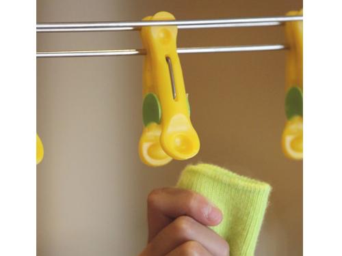 洗濯ばさみ ありがとうCLIP (5個入)