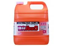 業務用強力ルック  4L(厨房用洗剤)