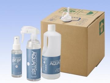 アクアミストスプレー(消臭・除菌・抗菌・防カビ剤)