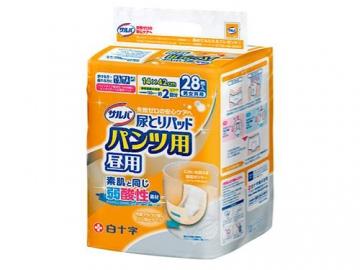 サルバ 尿とりパッドパンツ用 昼用 28枚入(約2回分吸収)