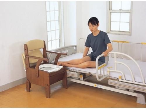 安寿 家具調トイレ コンパクト(プラスチック便座タイプ)
