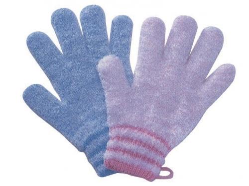 浴用手袋 やさしい手(2枚1組)