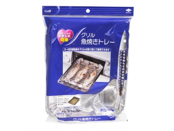 グリル魚焼きトレー 10枚入