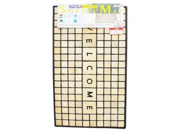 コンドル ソフテップマット モザイクタイル #3 屋外・屋内兼用 45×75cm