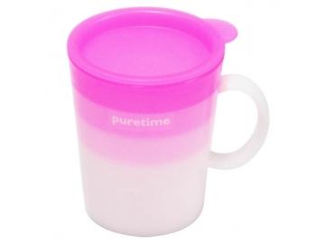 ピュアタイムコップ フロート ピンク