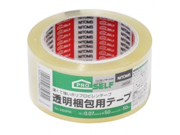 透明梱包用テープ 5cm×50m
