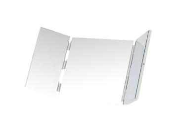 三面鏡 卓上ミラー 鳥