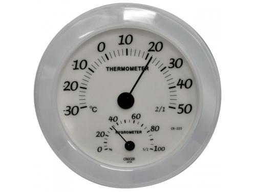 家庭用 温度・湿度計 CR223WD