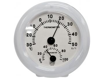 室内用 温度・湿度計 CR108WD