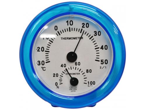 室内用 温度・湿度計 CR108BD