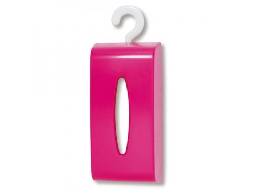 ティッシュペーパーボックス ピンク