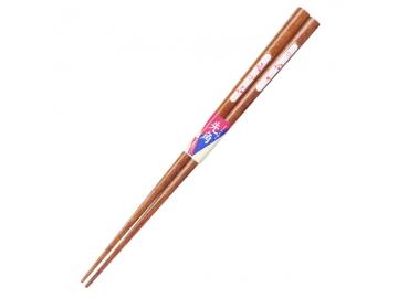 先角箸 志野 21cm