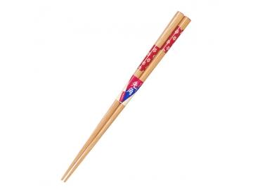 先角箸 小桜 21 cm