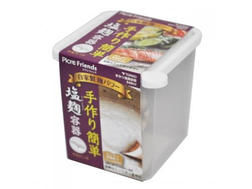 手作り塩麹容器 540ml