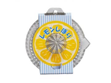 ガラス レモン搾り器