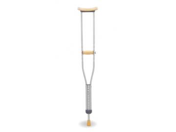 アルミ製松葉杖 (2本1組)
