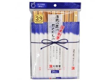 杉元禄箸 20膳入