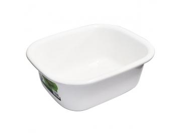 ポゼ 洗い桶 角型 ホワイト