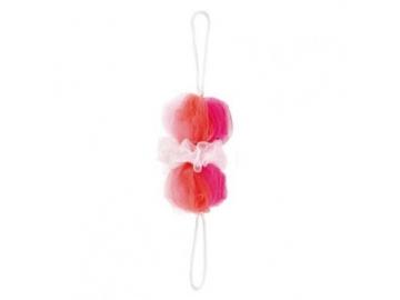 MARNA 背中も洗えるシャボンボールミックス ピンク