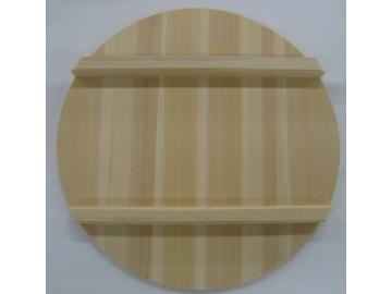 星野 飯台 寿司桶 蓋 39cm