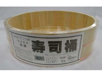 星野 飯台 寿司桶 30cm