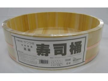 星野 飯台 寿司桶 33cm