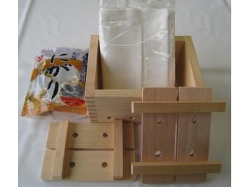 星野 木製 豆腐造り器