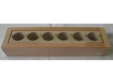 星野 木製 押し寿司器 幕の内型