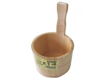 星野 木製 片手桶