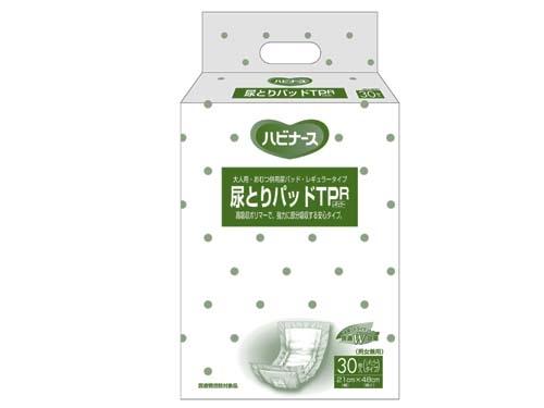 ハビナース 尿とりパッドTPR(レギュラー)30枚入