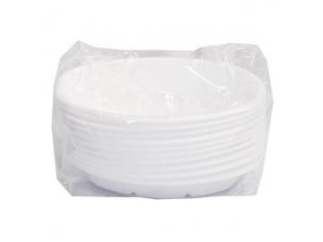 発泡カレー皿 10P