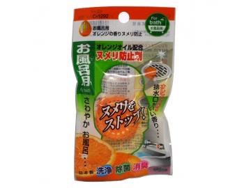 お風呂用 ヌメリ防止剤 オレンジの香り