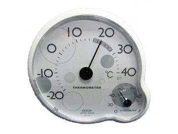 家庭用 温度・湿度計 CR140W