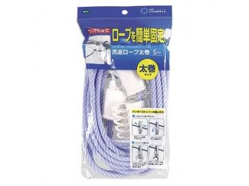ML2 洗濯ロープ太巻 5m