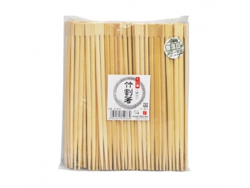 十八番 竹割箸 100膳 21� W型