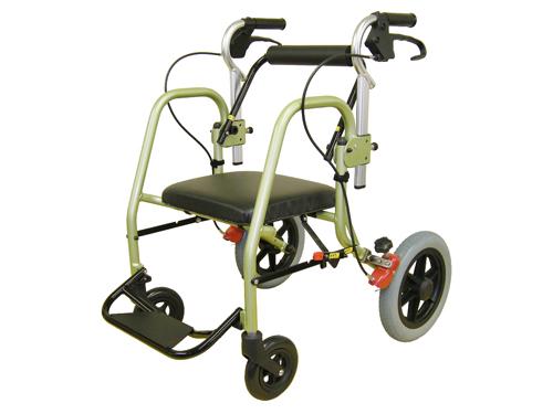次世代歩行車 NOPPO(のっぽ) 歩行車・介助型車いす兼用