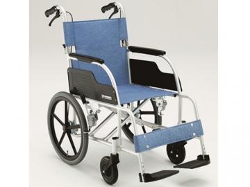 アルミ製車いすスタンダードタイプECO-301