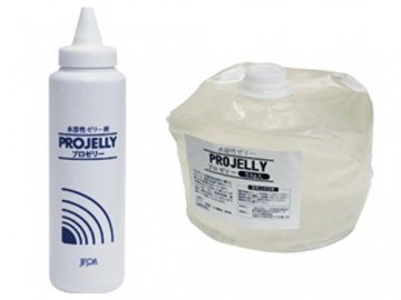 超音波診断用 水溶性ゼリー剤 プロゼリー ノーマルタイプ 300g/5kg