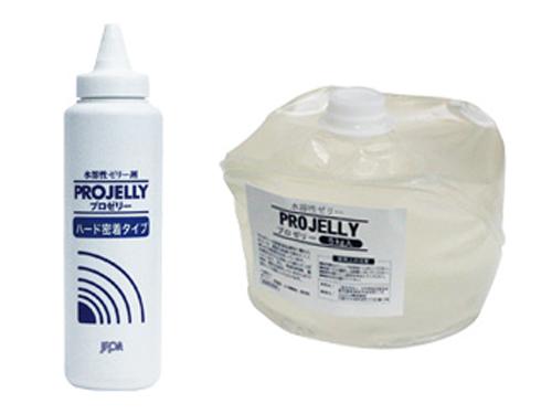 超音波診断用 水溶性ゼリー剤 プロゼリー ハード密着タイプ 300g/5kg