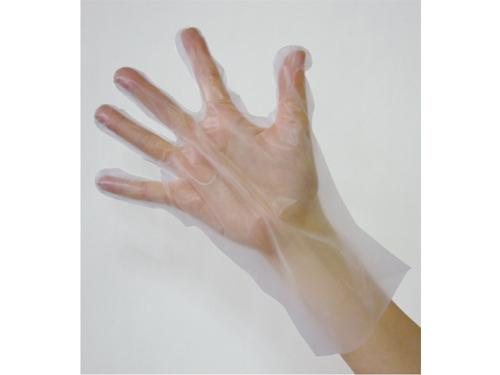 CPEグローブ 100枚入 ポリエチレン手袋