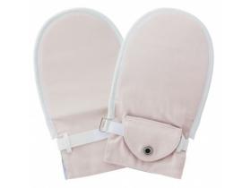 ミトン型介護手袋