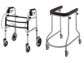室内用車輪付歩行器