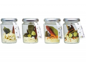 簡単に自宅でピクルスが召し上がれます。それぞれの野菜の旨味と食感が美味しい一品です。