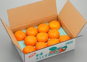 福島の甘くておいしい柿をどうぞお召し上がりください。