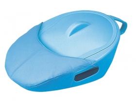 尿意や便意はある方で寝具の上で排泄しなければならない時にお使いいただく用具です。差し込んで使うため、床ずれがある方のご利用はお控えください。