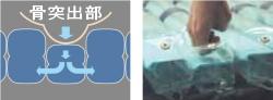 体圧分散式エアマットレス エアマスタートライセル