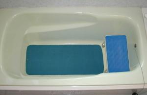 島製作所 浴用ステップ(吸盤付)